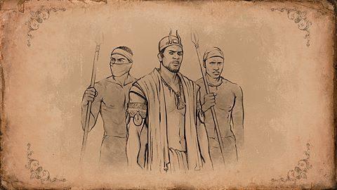 Roi d'Afrique