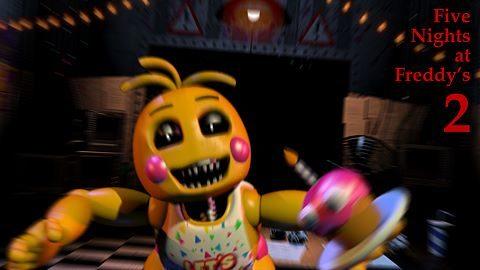 Three Nights at Freddy's