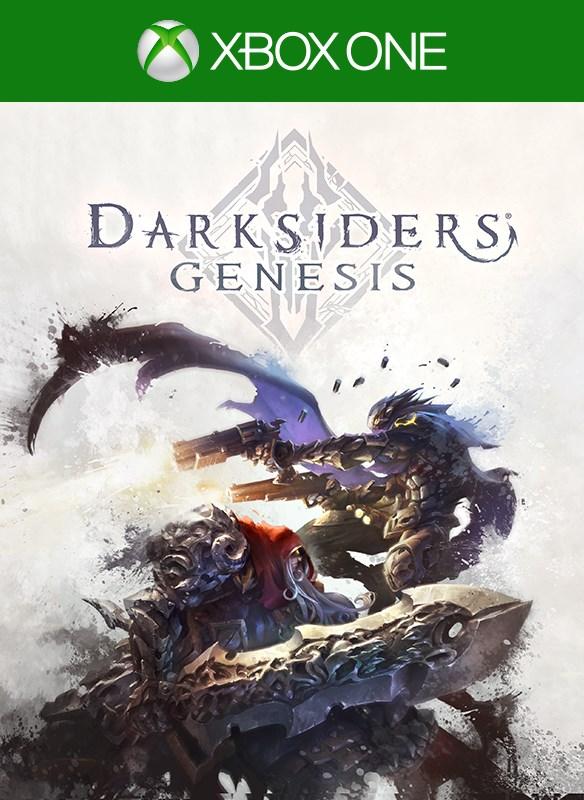 Darksiders Genesis   Xbox One (cover)