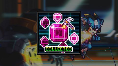 All big gems in game COLLECTED!