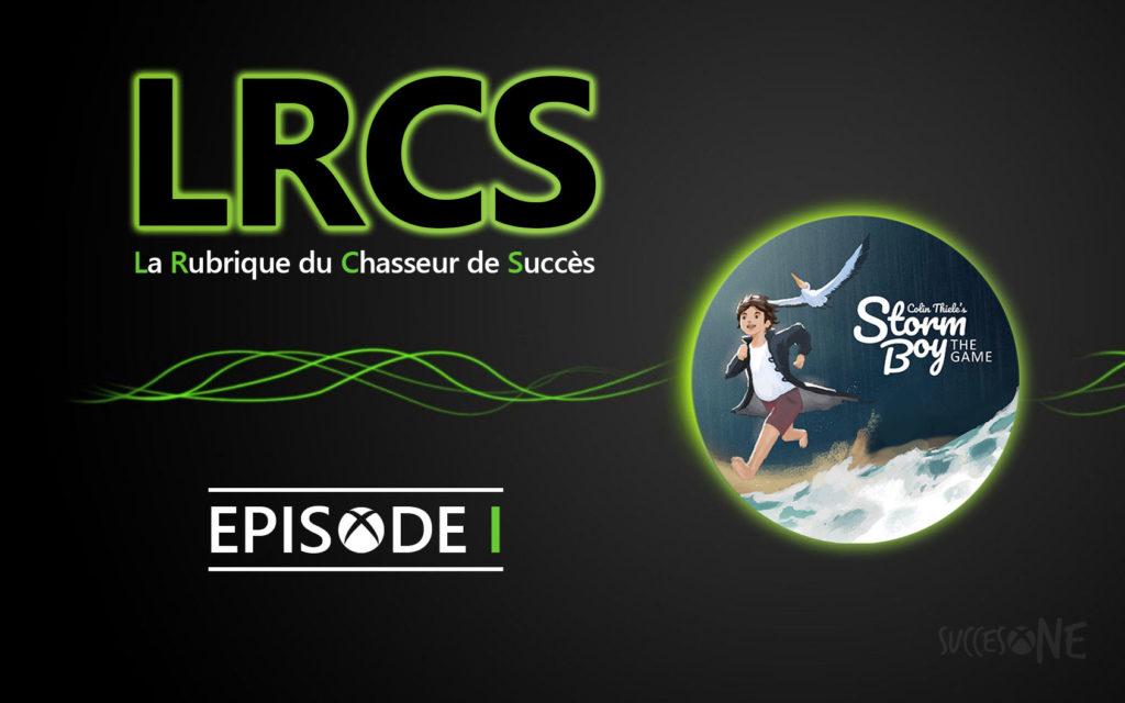Storm Boy La Rubrique du chasseur SuccesOne.fr LRCS