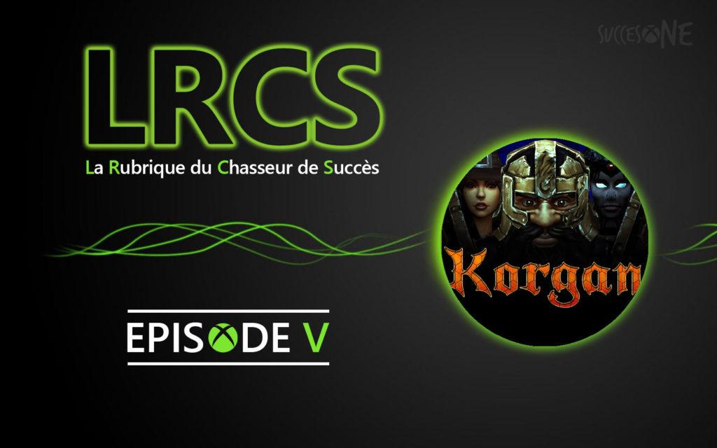 Korgan La Rubrique du chasseur SuccesOne.fr LRCS