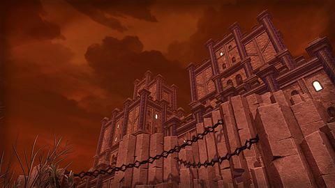 La Citadelle infernale (épique)