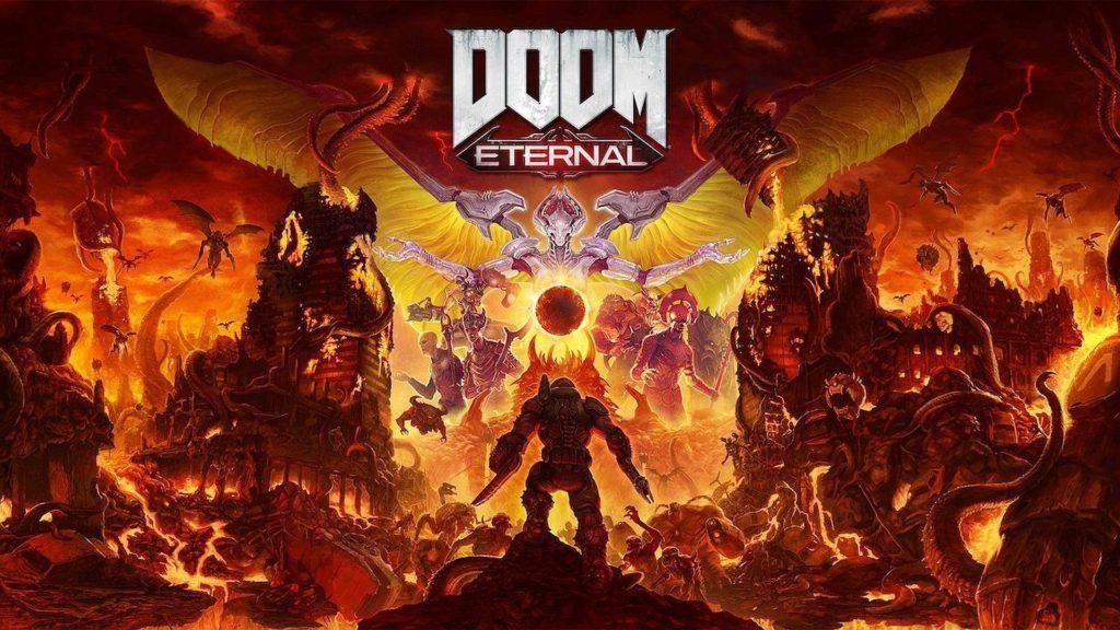 Doom Eternal présente quelques skins d'apparence et une licorne