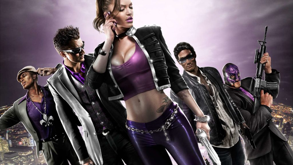 Saints Row: The Third Remastered fuite sur Gamefly