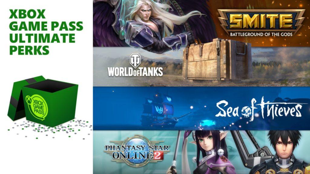 MàJ Xbox Game Pass Ultimate Perks : de nouveaux avantages s'offrent à vous