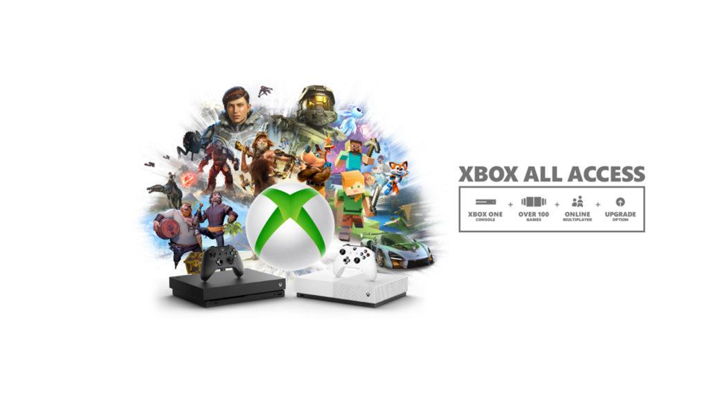 L'offre Xbox-All-Access avance en France d'après Ina Gelbert