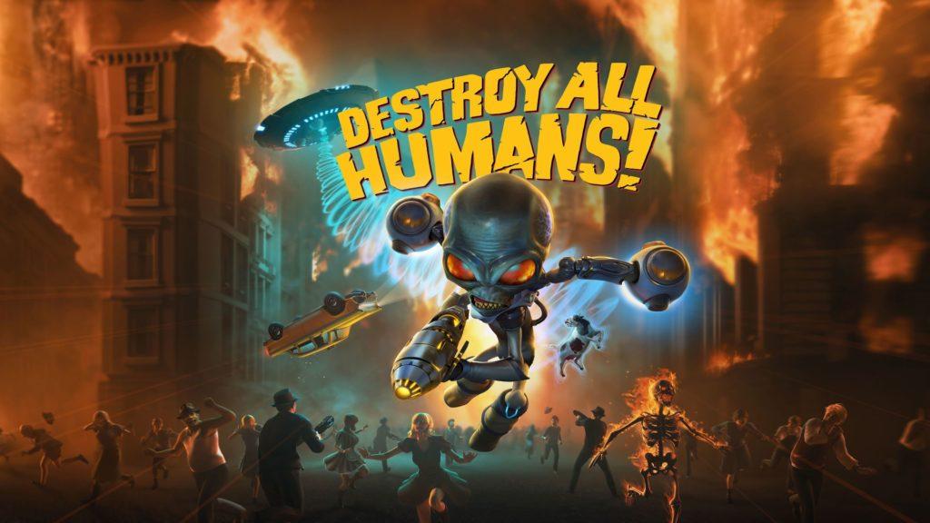Destroy All Humans dévoile du gameplay à la PAX East 2020