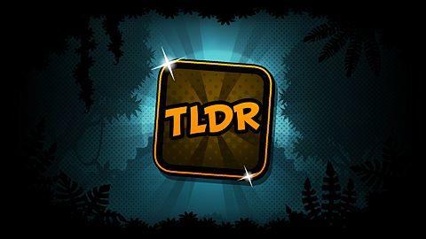 TL,DR