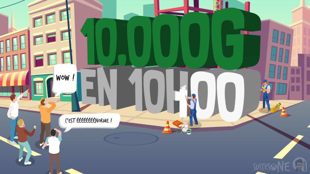 MàJGagnez 10.000 G en 10 heures avec le Xbox Game Pass