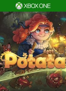 Potata: fairy flower