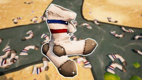 Expert en chaussettes