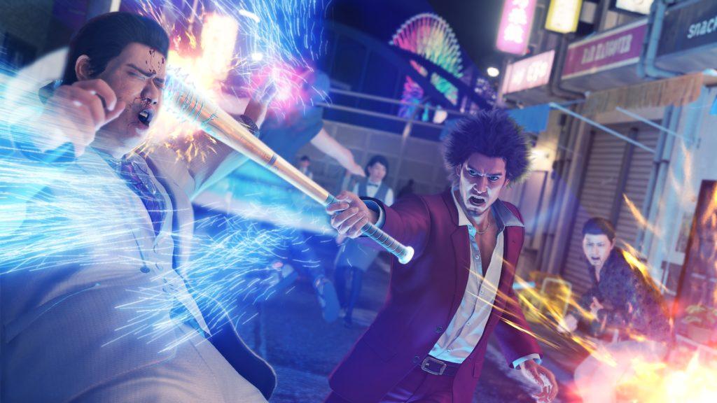 Yakuza: Like a Dragon honore l'Inside Xbox
