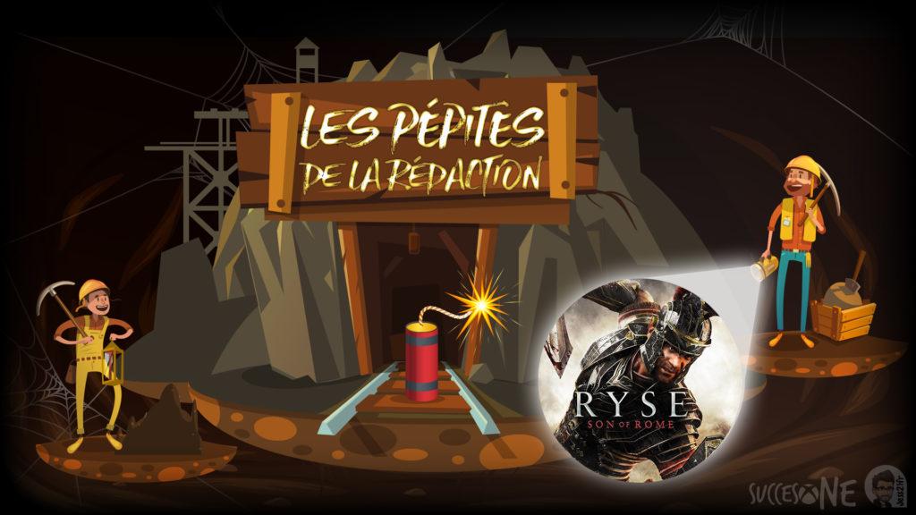 Les pépites de la rédaction vous présentent : Ryse : Son of Rome