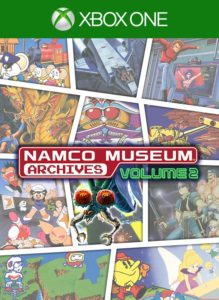 NAMCO MUSEUM ARCHIVES Volume 2
