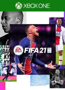 EA SPORTS FIFA 21