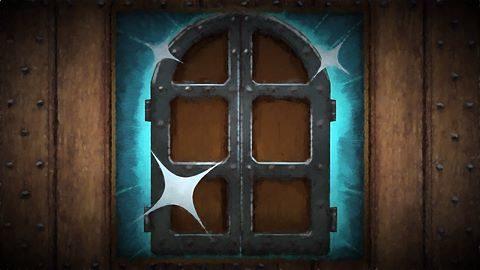 Porte impeccable