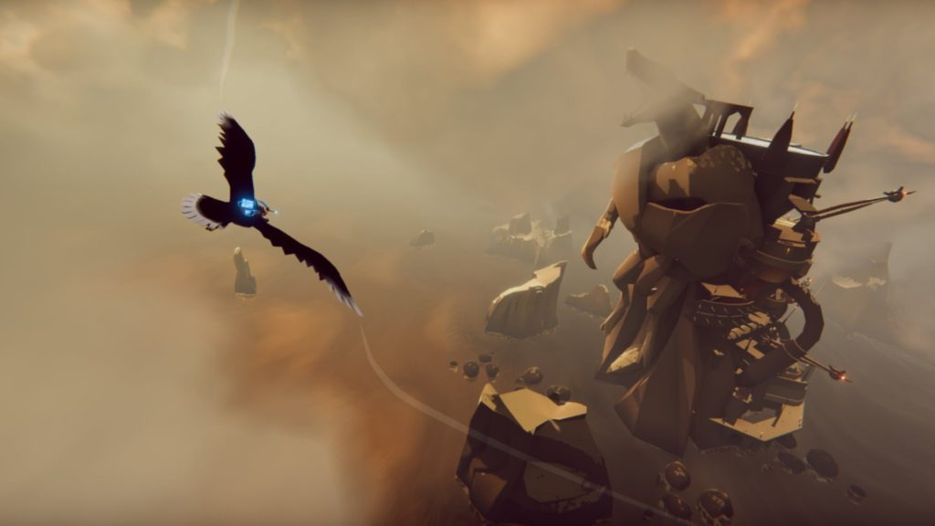 The Falconeer annoncé en Smart Delivery sur Xbox