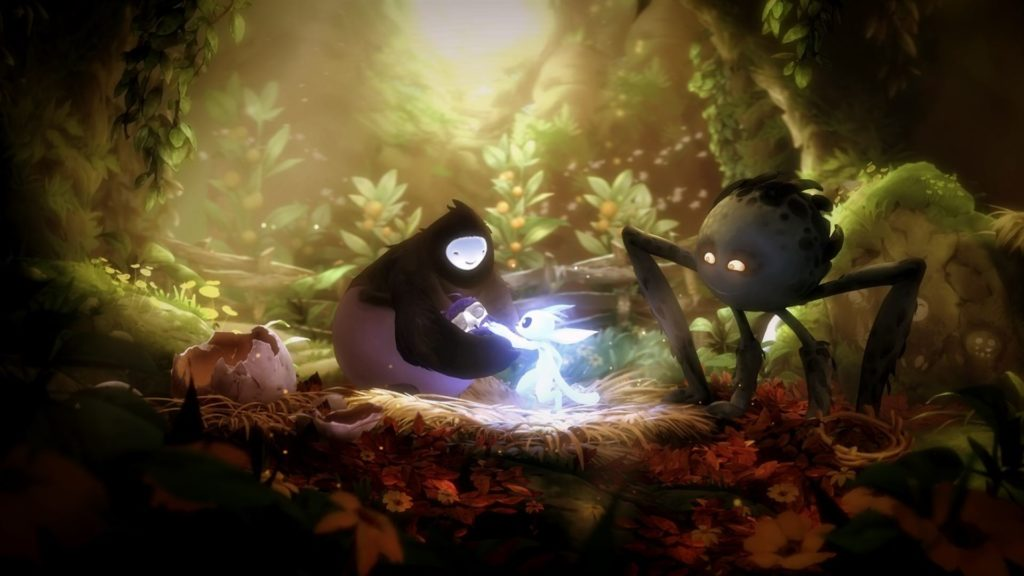 Ori and the Will of the Wisps reviendra sur Xbox Series X en 4K HDR et 120 FPS