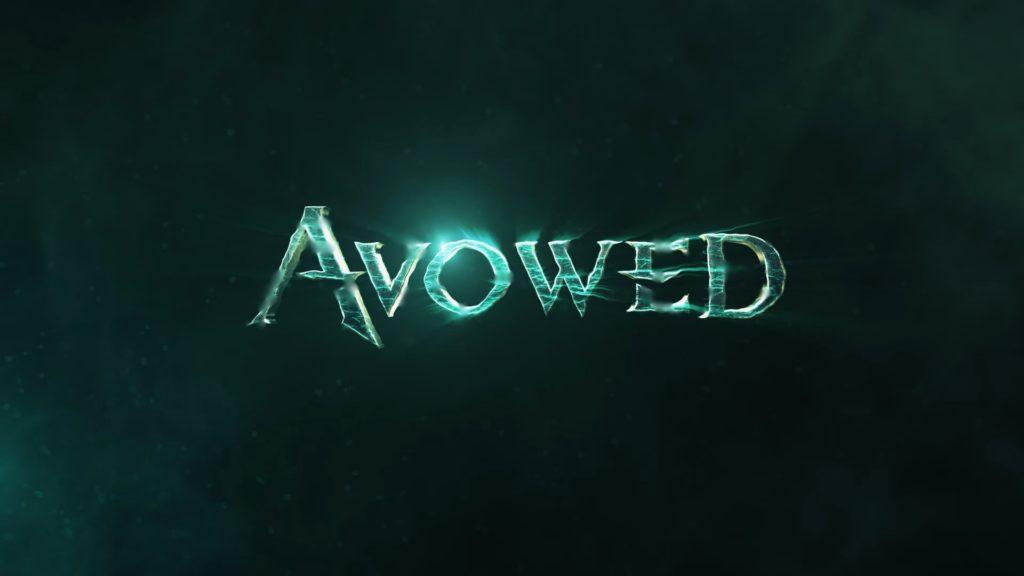 Avowed, une nouvelle licence signée Obsidian