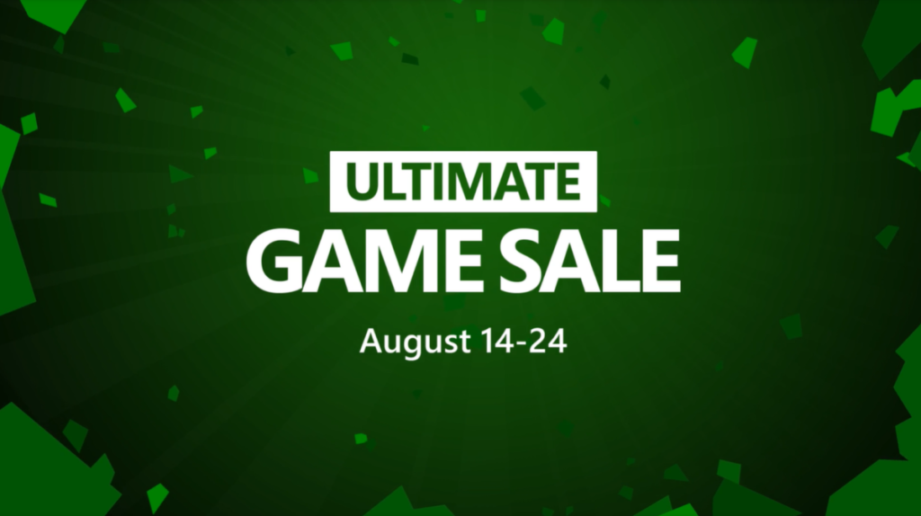 Ultimate Game Sale Summer