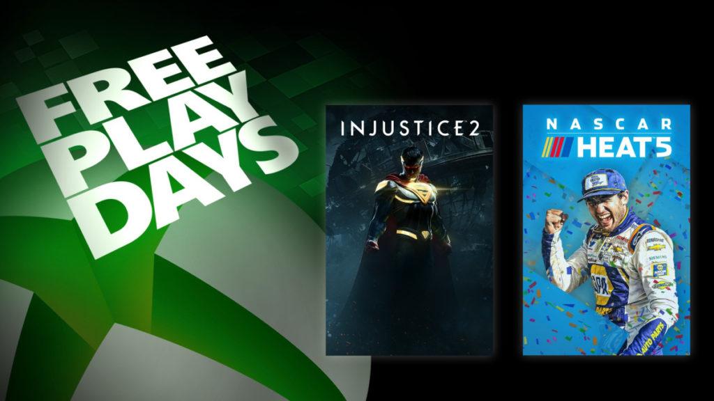 Free Play Days : Trois jeux jouables gratuitement ce week-end