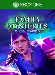 Family Mysteries: Poisonous Promises (Xbox One Version)