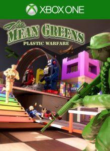 The Mean Greens – Plastic Warfare