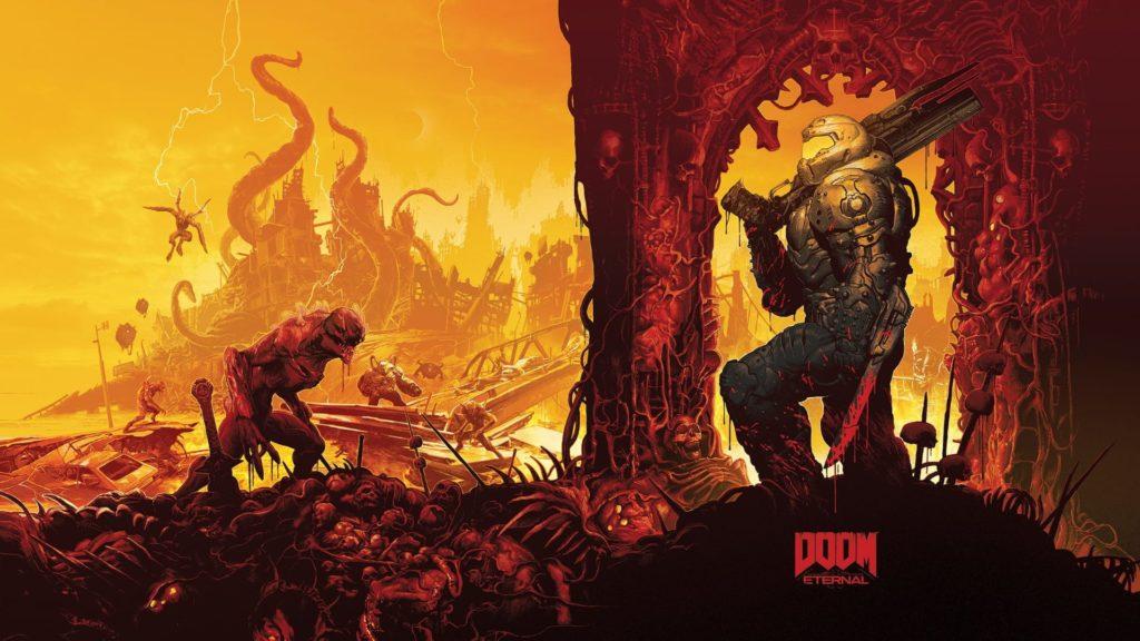 DOOM Eternal dévoile sa première extension à la Gamescom