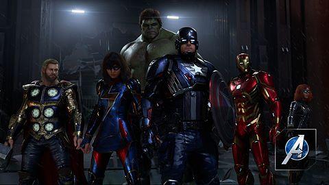 Avengers Rassemblement !