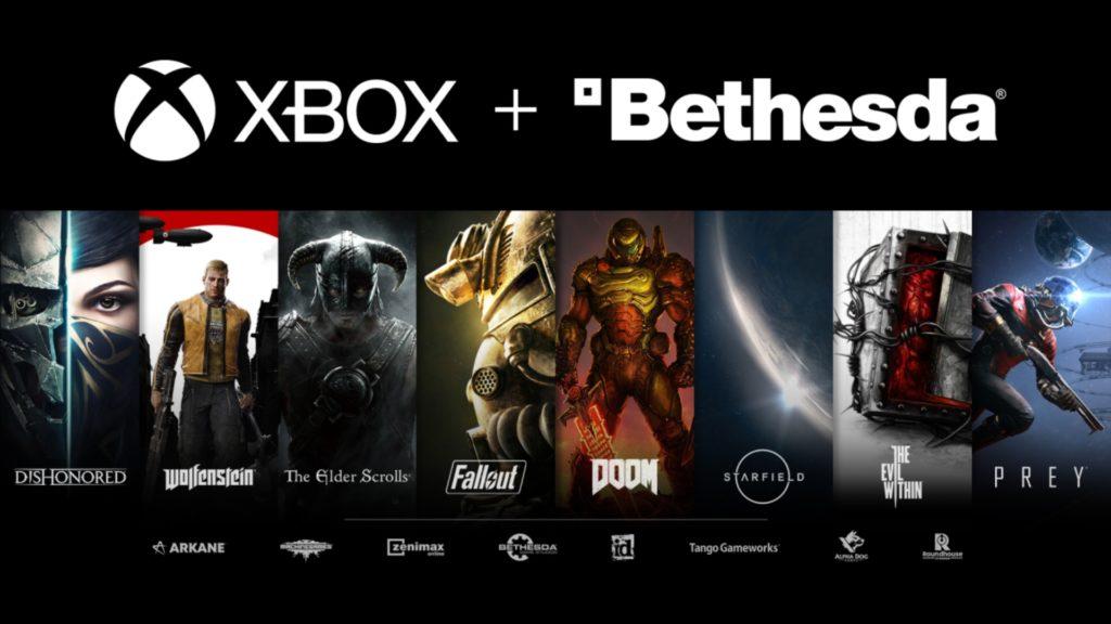 Microsoft a conclu un accord pour acquérir ZeniMax Media, la société mère de Bethesda Softworks