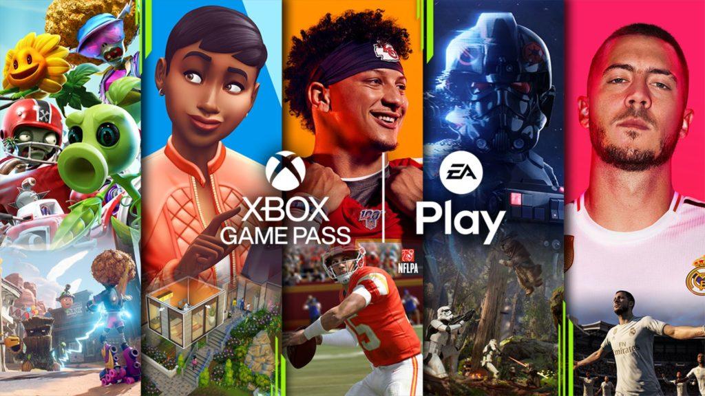 Le Xbox Game Pass et EA Play unis dans un seul abonnement prochainement