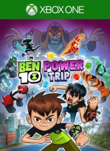 Ben 10 : La chasse aux pouvoirs