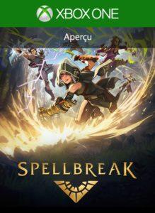 Spellbreak (Game Preview)