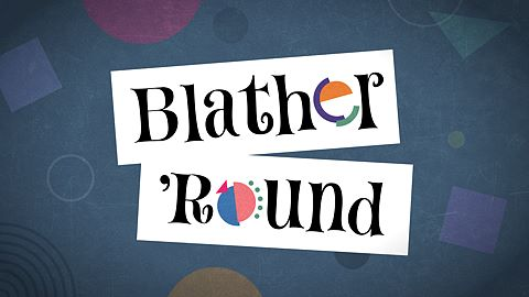 Blather 'Round: Whoops
