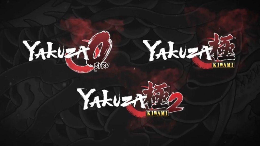 Free Play Days : la licence Yakuza mise en avant pour ce week-end
