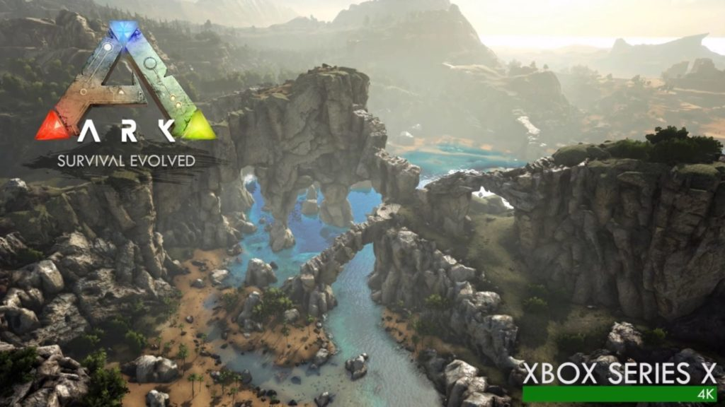 ARK : Survival Evolved nous dévoile ses améliorations Xbox Series X|S