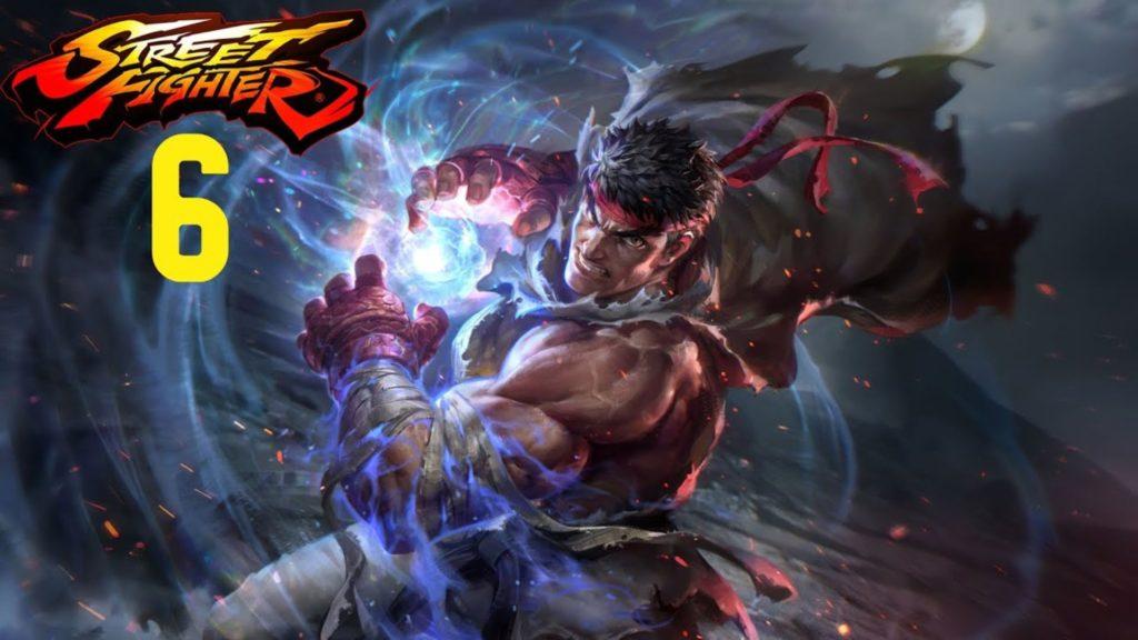 Un leak annonce une possible arrivée de Street Fighter VI