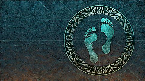 Dans les pas des dieux