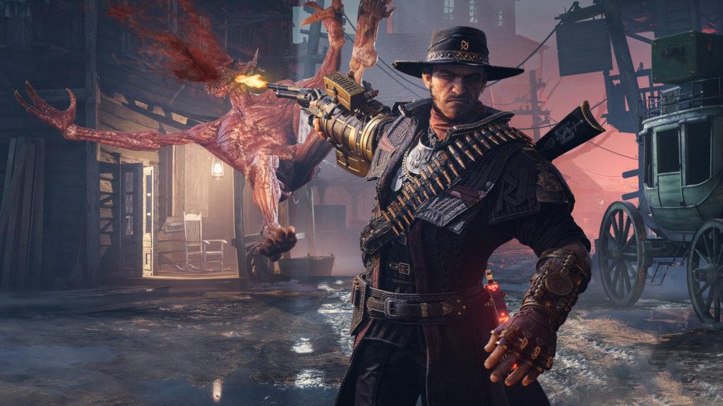 Evil West s'annonce en vidéo pour une sortie en 2021 sur Xbox