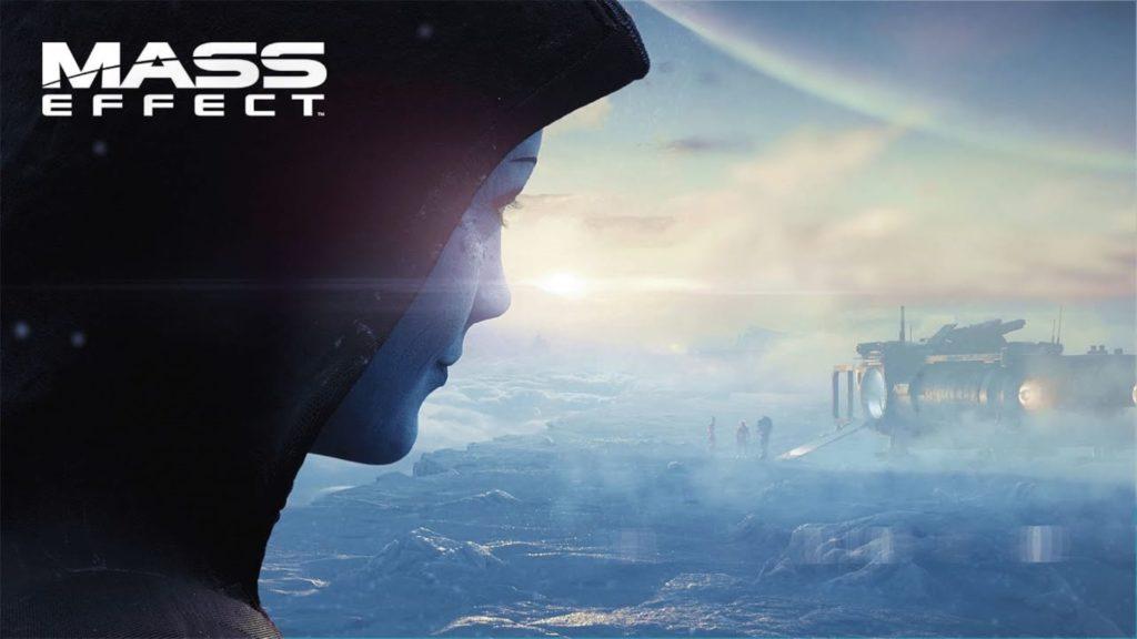 Electronics Arts nous dévoile une première vidéo du prochain Mass Effect