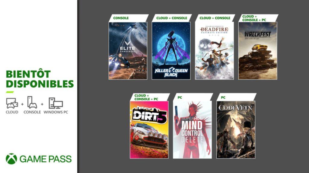 Wreckfest et 6 autres jeux à destination du Xbox Game Pass