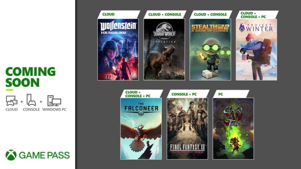Project Winter, The Falconeer et 5 autres jeux annoncés pour rejoindre le Xbox Game Pass