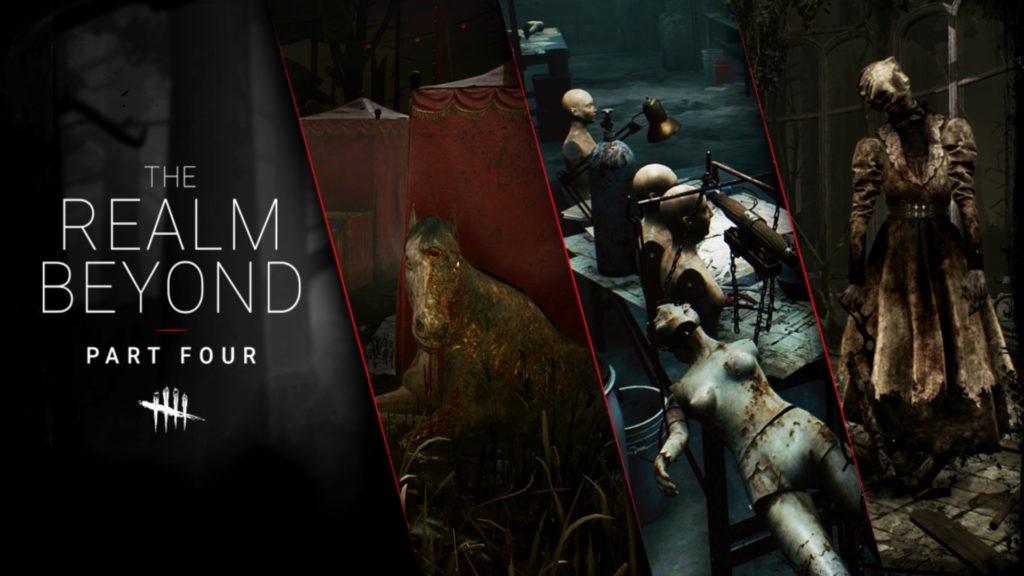 La quatrième étape de Realm Beyond sera disponible ce 10 février sur Dead by Daylight