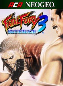 ACA NEOGEO FATAL FURY 3 PC