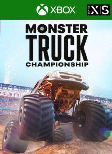 Monster Truck Championship Xbox Series X|S
