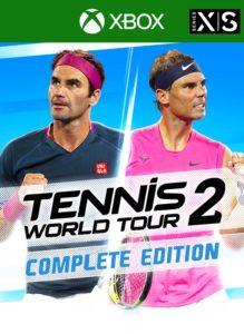 Tennis World Tour 2 – Complete Edition Xbox Series X|S