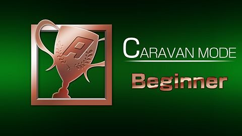 CARAVAN MODE 40,000 points
