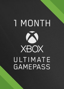 Xbox Game Pass Ultimate<br>1 Mois