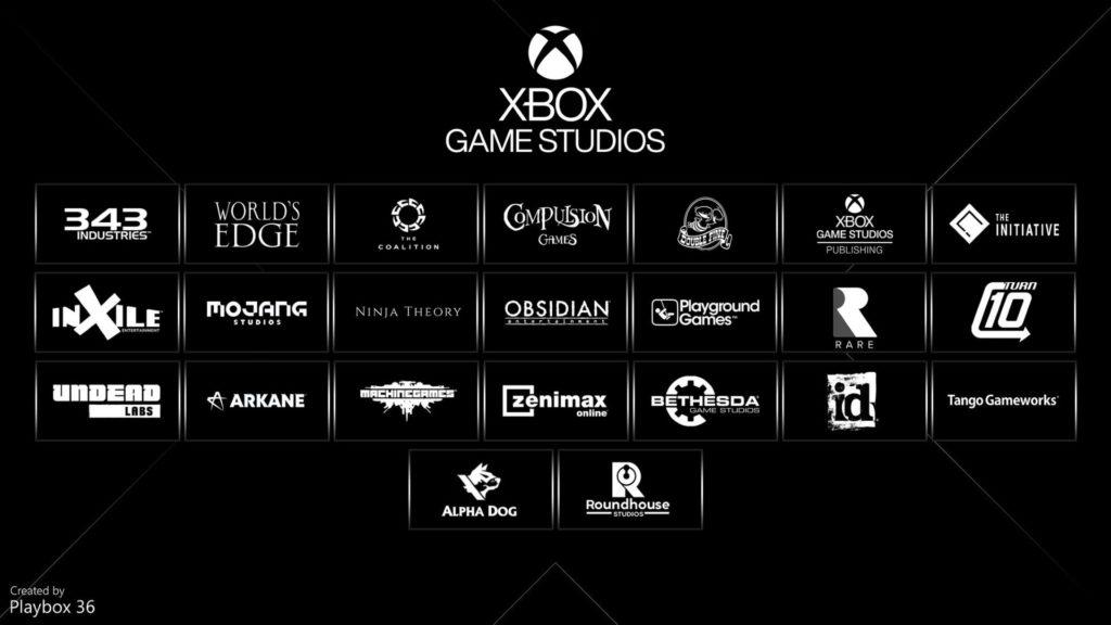Xbox officialise le rachat de ZeniMax